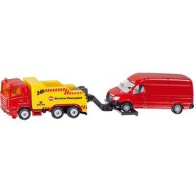 SIKU Scania vontató furgonnal 1:87 - 1667