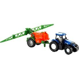 Siku: New Holland traktor permetező utánfutóval 1:87 Itt egy ajánlat található, a bővebben gombra kattintva, további információkat talál a termékről.