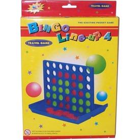 Bingo - 4 a nyerő társasjáték Itt egy ajánlat található, a bővebben gombra kattintva, további információkat talál a termékről.