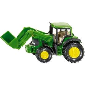 Siku: John Deere markolós traktor 1:55 Itt egy ajánlat található, a bővebben gombra kattintva, további információkat talál a termékről.