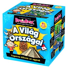 BrainBox - A világ országai társasjáték Itt egy ajánlat található, a bővebben gombra kattintva, további információkat talál a termékről.