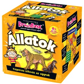 BrainBox - Állatok társasjáték Itt egy ajánlat található, a bővebben gombra kattintva, további információkat talál a termékről.