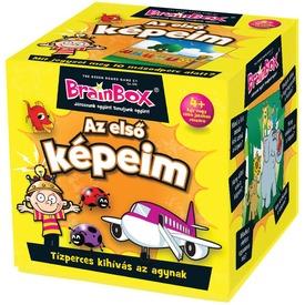 BrainBox - Az első képeim társasjáték Itt egy ajánlat található, a bővebben gombra kattintva, további információkat talál a termékről.
