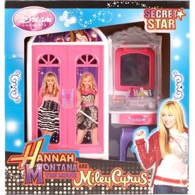 Hannah Montana babaszoba zenélő bútorral Itt egy ajánlat található, a bővebben gombra kattintva, további információkat talál a termékről.