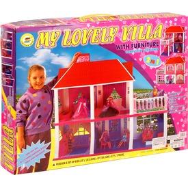 My Lovely Villa babaház bútorokkal Itt egy ajánlat található, a bővebben gombra kattintva, további információkat talál a termékről.