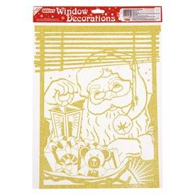 Mikulás ablakmatrica - nagy Itt egy ajánlat található, a bővebben gombra kattintva, további információkat talál a termékről.