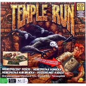 Temple Run - Veszedelmes hajsza társasjáték Itt egy ajánlat található, a bővebben gombra kattintva, további információkat talál a termékről.