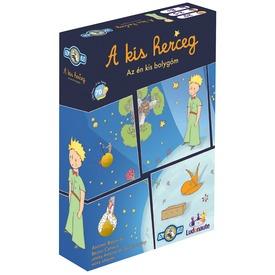 A kis herceg - Az én kis bolygóm társasjáték Itt egy ajánlat található, a bővebben gombra kattintva, további információkat talál a termékről.
