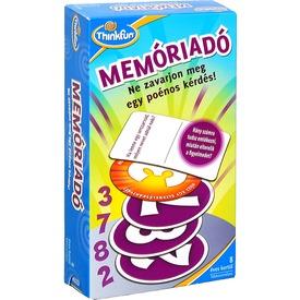 Memóriadó társasjáték Itt egy ajánlat található, a bővebben gombra kattintva, további információkat talál a termékről.