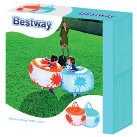 Bonk Out felfújható kerti játék - 91 cm Itt egy ajánlat található, a bővebben gombra kattintva, további információkat talál a termékről.