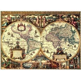 Történelmi világtérkép 1000 darabos puzzle Itt egy ajánlat található, a bővebben gombra kattintva, további információkat talál a termékről.