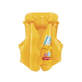 Úszómellény - sárga, 51 x 46 cm