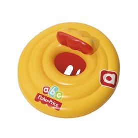 Bestway 93518 Beülős kerek bébi úszó sárga, 69 cm
