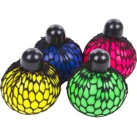 Squishy labda - egyszínű, 7 cm, többféle