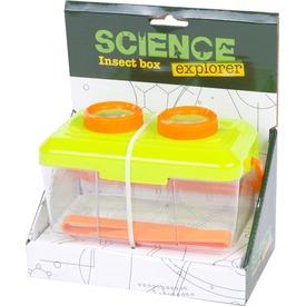 Bogárfigyelő doboz kiegészítőkkel