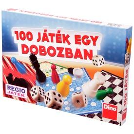 Társasjáték - 100 játék egy dobozban Itt egy ajánlat található, a bővebben gombra kattintva, további információkat talál a termékről.