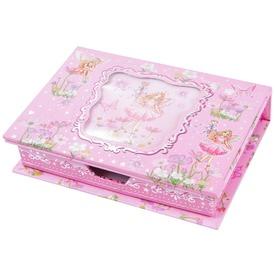 Lovas /hercegnős ékszerdoboz - rózsaszín