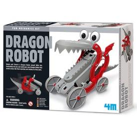 4M sárkány robot készlet