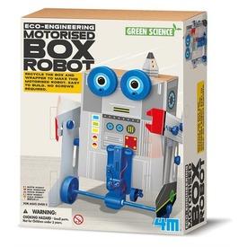 4M doboz robot készlet