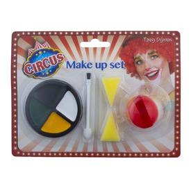 Bohóc arcfesték 7 darabos készlet Itt egy ajánlat található, a bővebben gombra kattintva, további információkat talál a termékről.