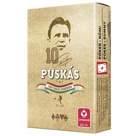 Puskás - Egy igazi legenda póker kártya Itt egy ajánlat található, a bővebben gombra kattintva, további információkat talál a termékről.