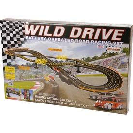 Wild Drive elektromos autópálya