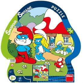 Hupikék törpikék 21 darabos keretes puzzle Itt egy ajánlat található, a bővebben gombra kattintva, további információkat talál a termékről.