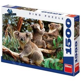 Koala 1500 darabos puzzle Itt egy ajánlat található, a bővebben gombra kattintva, további információkat talál a termékről.