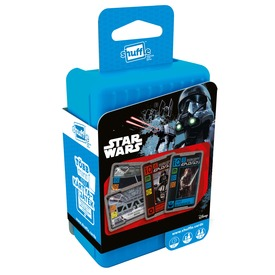 Shuffle - Star Wars Classic kártya Itt egy ajánlat található, a bővebben gombra kattintva, további információkat talál a termékről.