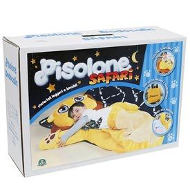 Pisolone oroszlán plüss hálózsák - 160 x 60 cm