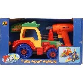 Szerelhető traktor - 30 cm Itt egy ajánlat található, a bővebben gombra kattintva, további információkat talál a termékről.