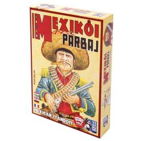Mexikói párbaj kártyajáték Itt egy ajánlat található, a bővebben gombra kattintva, további információkat talál a termékről.