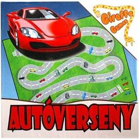 Autóverseny társasjáték  Itt egy ajánlat található, a bővebben gombra kattintva, további információkat talál a termékről.