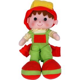 Rongybaba zöld-piros ruhában - 41 cm Itt egy ajánlat található, a bővebben gombra kattintva, további információkat talál a termékről.