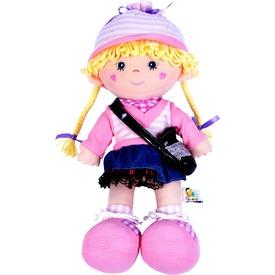 Rongybaba rózsaszín ruhában - 46 cm Itt egy ajánlat található, a bővebben gombra kattintva, további információkat talál a termékről.