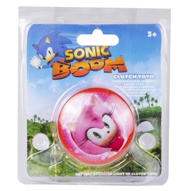 Sonic Boom világító yoyo - többféle