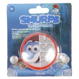 Hupikék Törpikék világító yoyo - többféle Itt egy ajánlat található, a bővebben gombra kattintva, további információkat talál a termékről.