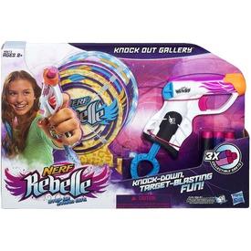NERF Rebelle Knock Out Gallery szivacslövő pisztoly Itt egy ajánlat található, a bővebben gombra kattintva, további információkat talál a termékről.