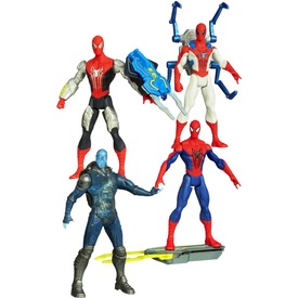 Pókember: Pókember 2 figura kiegészítőkkel - 9 cm, többféle Itt egy ajánlat található, a bővebben gombra kattintva, további információkat talál a termékről.