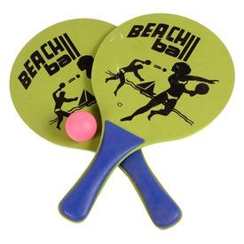 Strandtenisz ütő készlet labdával