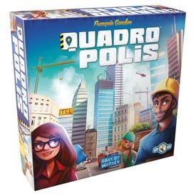 Quadropolis társasjáték Itt egy ajánlat található, a bővebben gombra kattintva, további információkat talál a termékről.