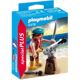 Playmobil Kalóz ágyúval 5378