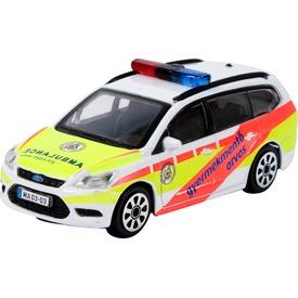 Bburago Gyermekmentő mentőorvosi autó 1:43