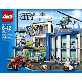 LEGO City Rendőrkapitányság 60047 Itt egy ajánlat található, a bővebben gombra kattintva, további információkat talál a termékről.