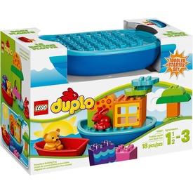 LEGO DUPLO Építőjáték és hajó kicsiknek 10567 Itt egy ajánlat található, a bővebben gombra kattintva, további információkat talál a termékről.