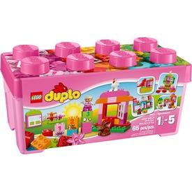 LEGO DUPLO Minden egyben rózsaszín doboz 10571 Itt egy ajánlat található, a bővebben gombra kattintva, további információkat talál a termékről.