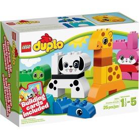 LEGO DUPLO Kreatív állatok 10573 Itt egy ajánlat található, a bővebben gombra kattintva, további információkat talál a termékről.