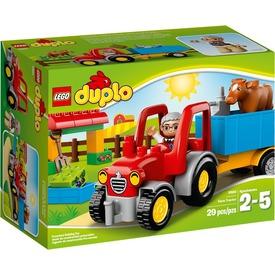LEGO DUPLO Farm traktor 10524 Itt egy ajánlat található, a bővebben gombra kattintva, további információkat talál a termékről.