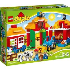 LEGO DUPLO Nagy farm 10525 Itt egy ajánlat található, a bővebben gombra kattintva, további információkat talál a termékről.