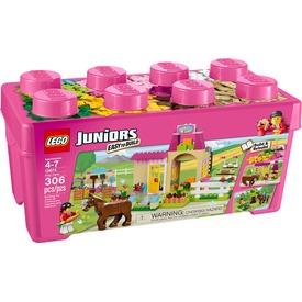 LEGO Juniors Lovas farm 10674 Itt egy ajánlat található, a bővebben gombra kattintva, további információkat talál a termékről.